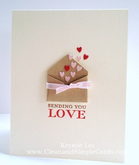 Home decorating ideas valentine card ideas for Valentine day card ideas