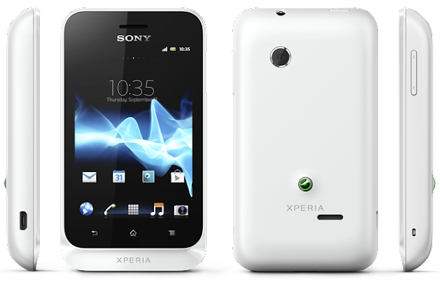 Sony Xperia tipo (ST21a – ST21i)