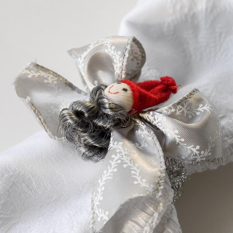 Decorar en familia: Taller de servilleteros navideños en Ikea - Parte 13