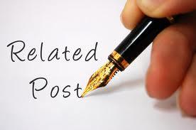 Cara Membuat Artikel Terkait / Related Post di Blog Cara Membuat Artikel Terkait / Related Post di Blog Cara Membuat Artikel Terkait / Related Post di Blog