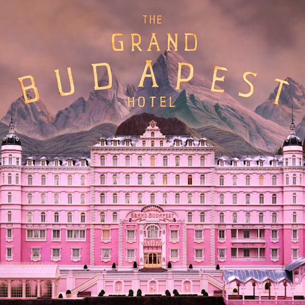 The Grand Budapest Hotel (20un film de Wes Anderson)