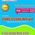 [AUDIO] Al-Ustadz Abu Ishaq Muslim – Kitab Ushulussunnah Al-Imam Ahmad bin Hanbal