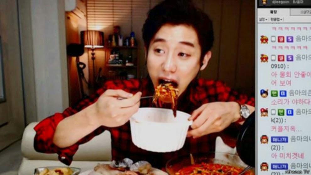 Por Qué A Los coreanos Les Gusta Ver A Otros Comiendo Por TV