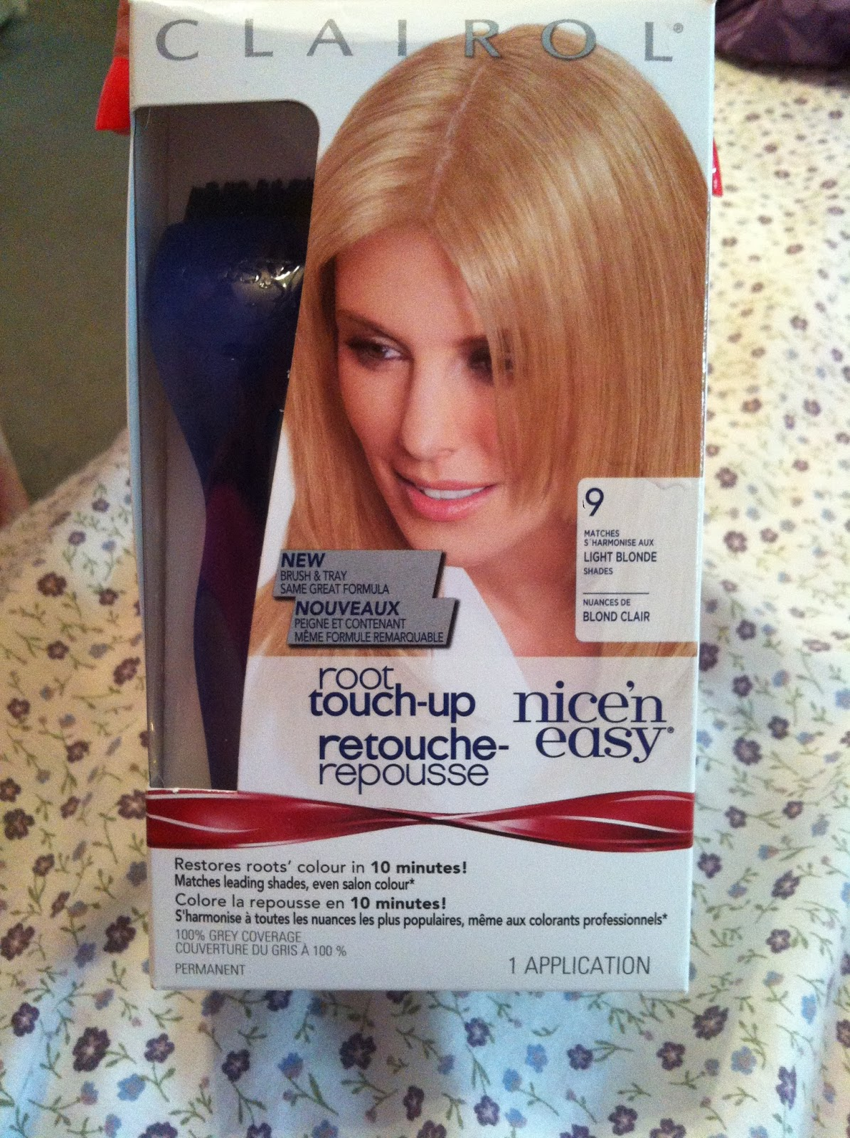 Gotta Try It Clairol Nice N Easy Root Touch Up Review