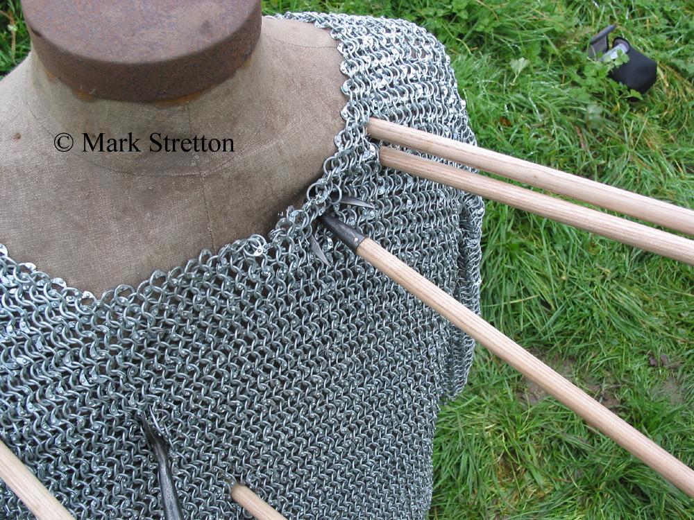 Armor penetration arrow