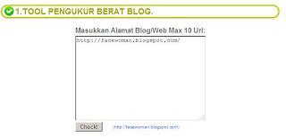 pengukur berat blog