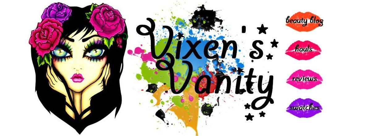 Miss Vixen's Vanity