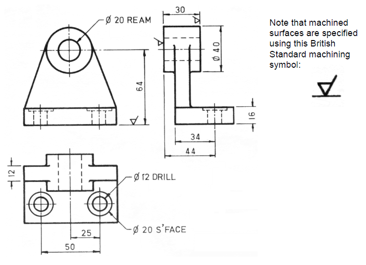 Lecture Notes Engineering Drawing Part 4