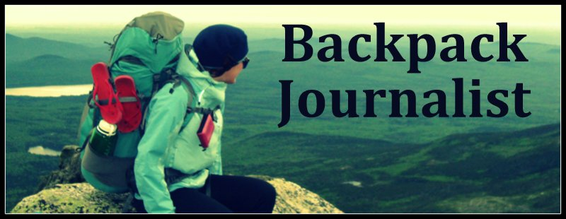 Backpack Journalist