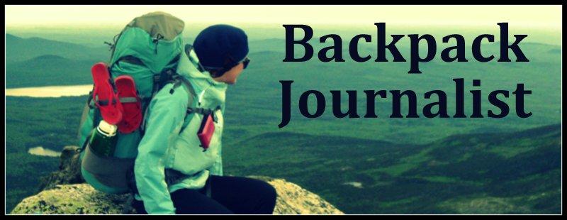 Backpack Journalist