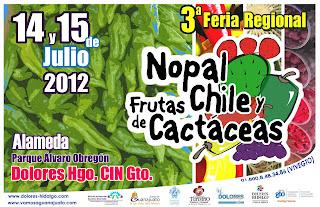 Cactus colindreses 3ra feria regional del nopal chile for Cactaceas de chile