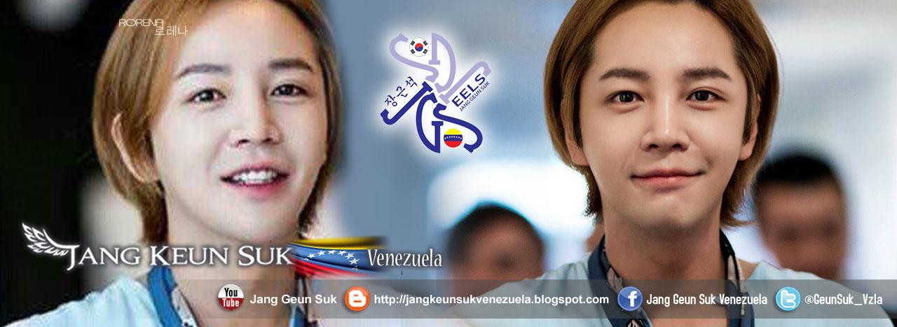 Jang Keun Suk Venezuela