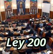 Ley 200