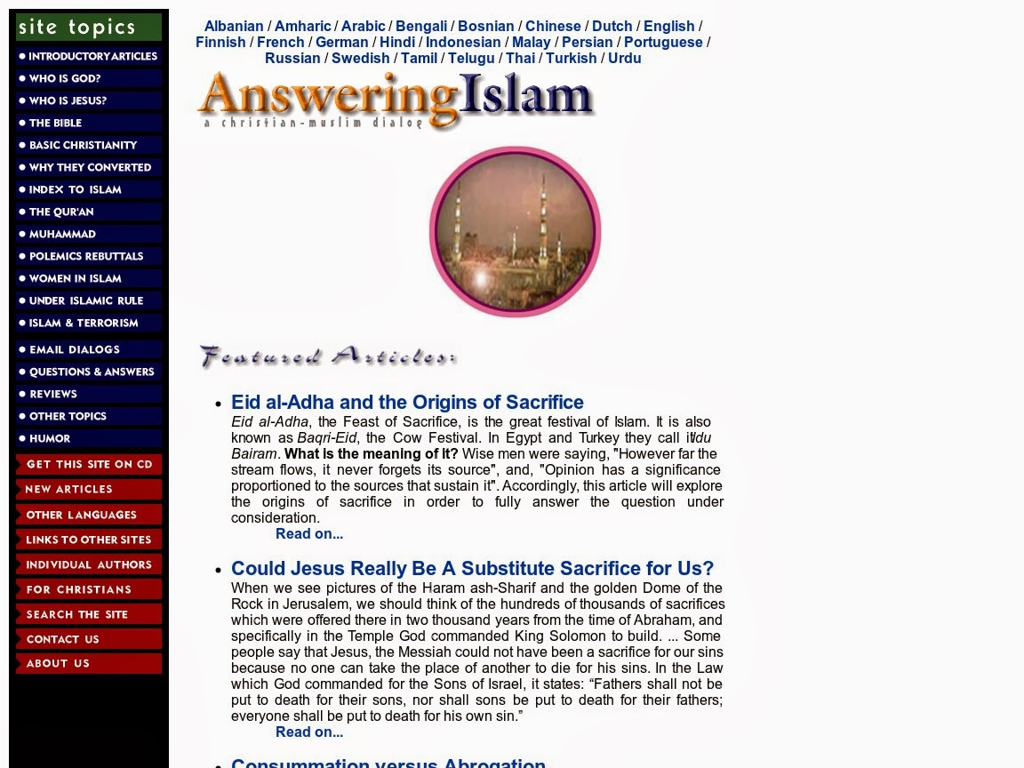 answering islam