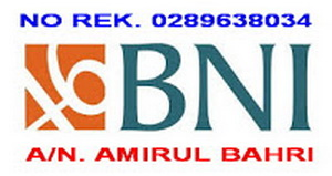 TRENSFER KE BANK