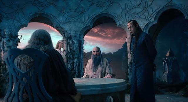 O Hobbit Elfos