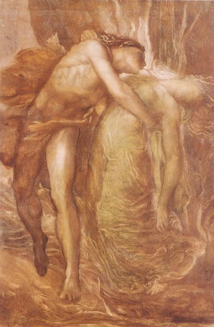 Orpheus, Euridice, famous couples