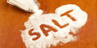 Manfaat garam bagi kesehatan