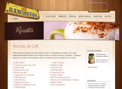 Receitas Café Rancheiro