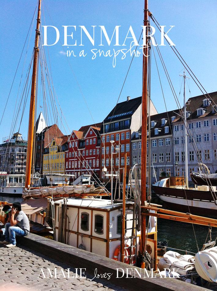 Amalie loves Denmark Nyhavn Copenhagen