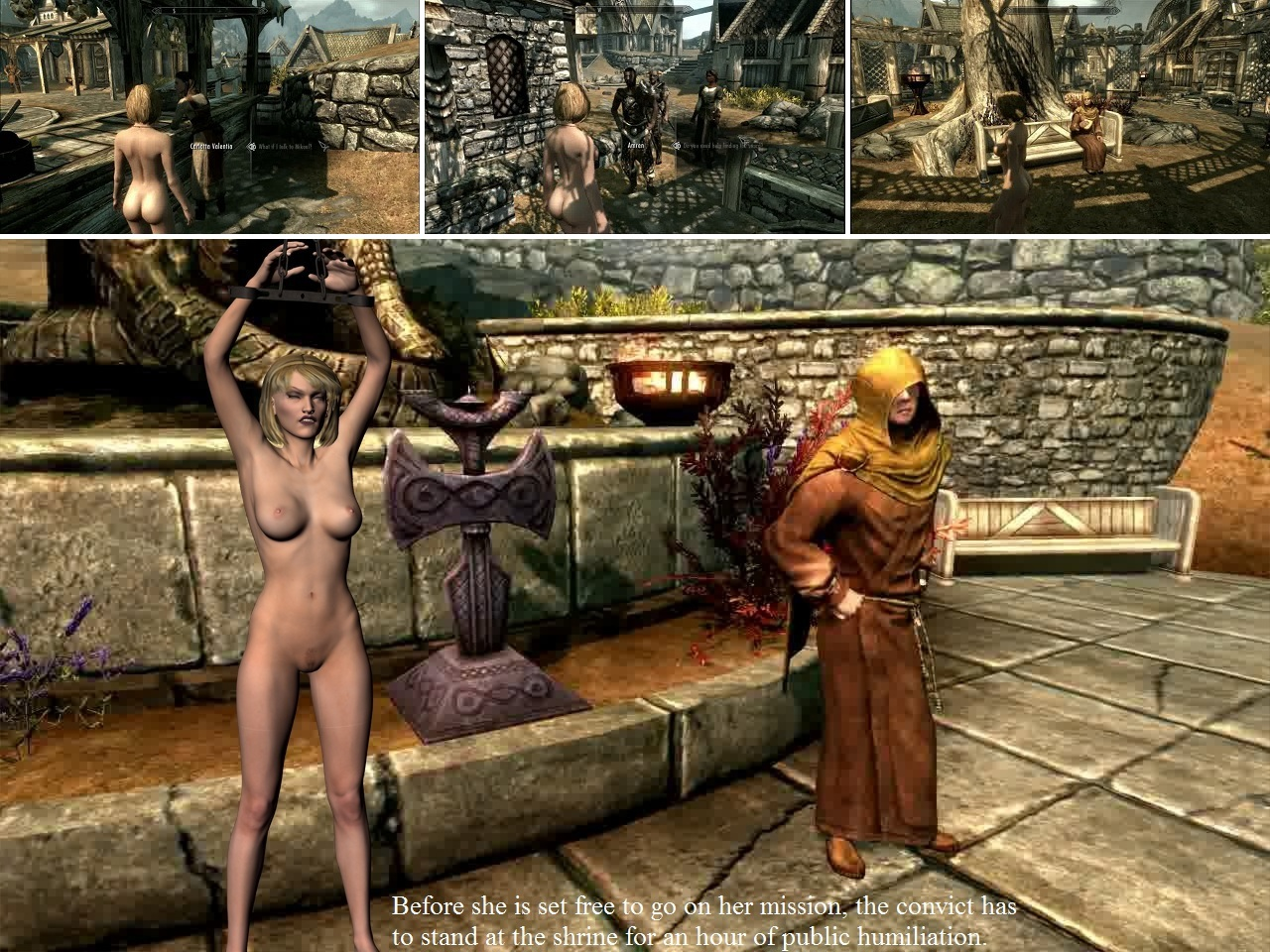 skyrim porn stories
