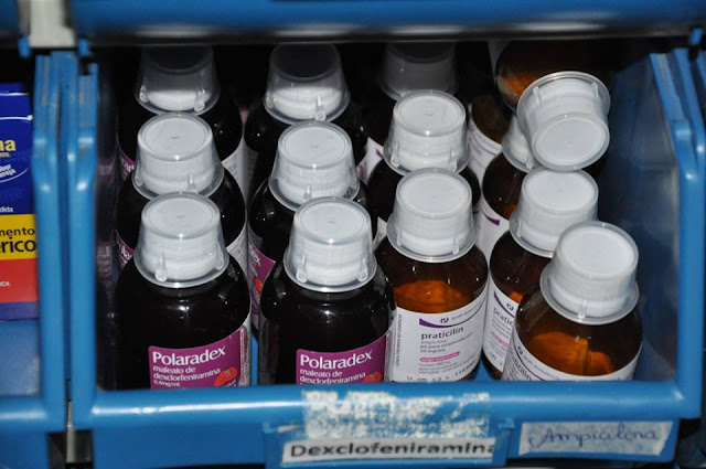 Farmácia básica do HAPA
