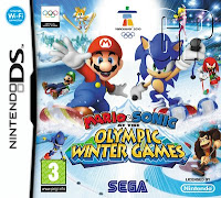 Mario & Sonic at the Olympic Winter Games – NDS