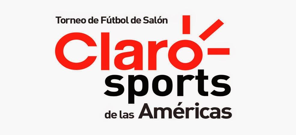 TORNEO CLARO SPORTS DE LAS AMERICAS DE FÚTBOL DE SALÓN AMF