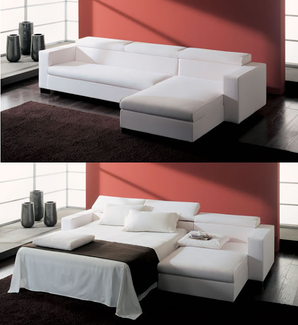 ... Sofa Bed  Sofa chair bed  Modern Leather sofa bed ikea: sectional