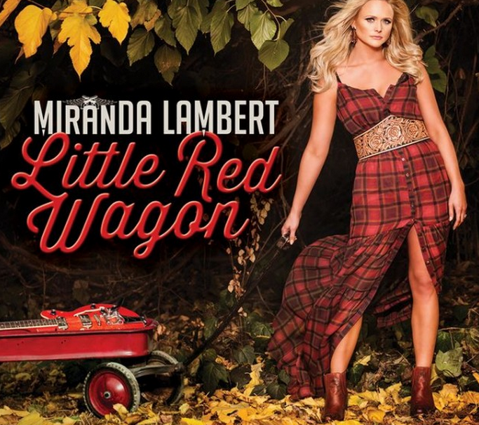 Guitar Chords : Little Red Wagon - Miranda Lambert Guitar Chords