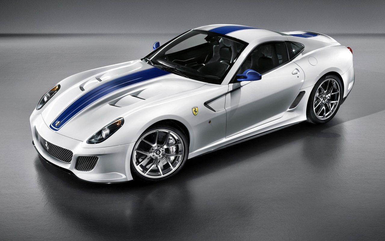 2011 Ferrari 599 GTO First Look - Cool Wallpapers