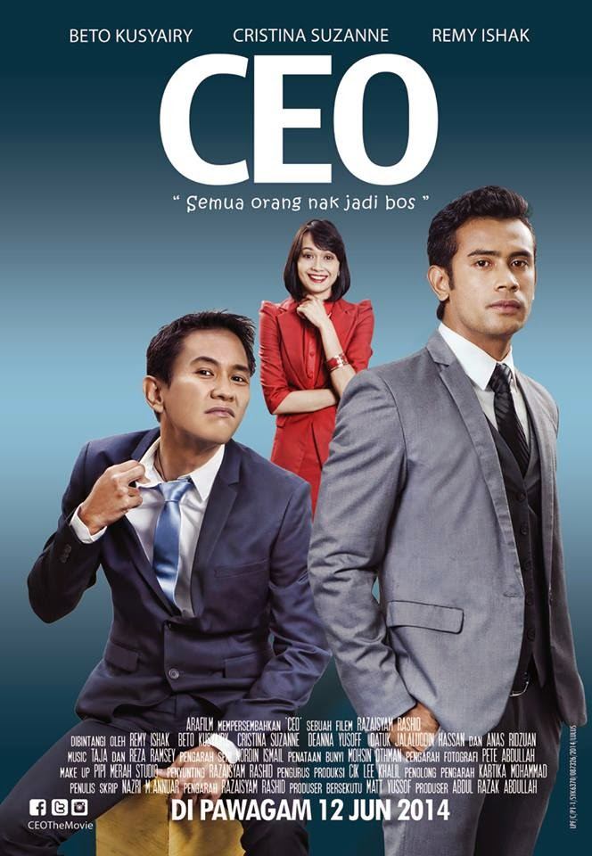 Filem, CEO, 2015, Full Movie, Tonton Filem, Movie Online, TV Streaming.
