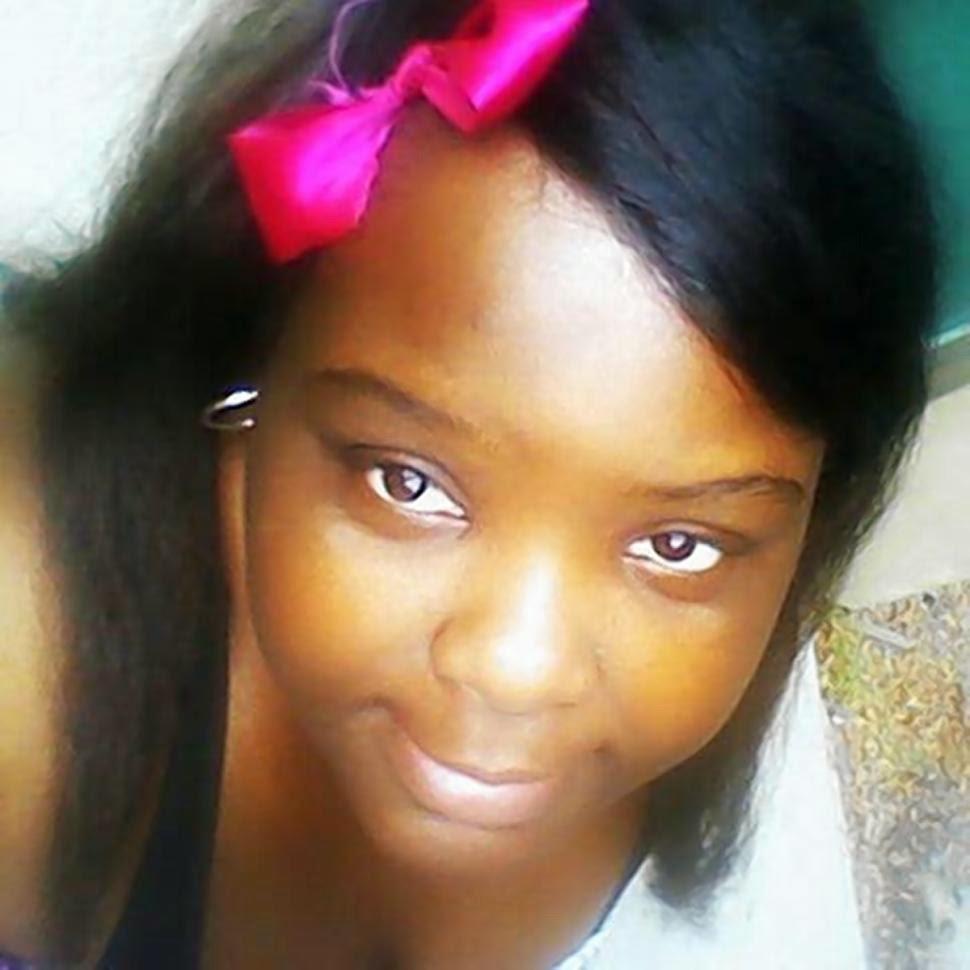 15yo girl