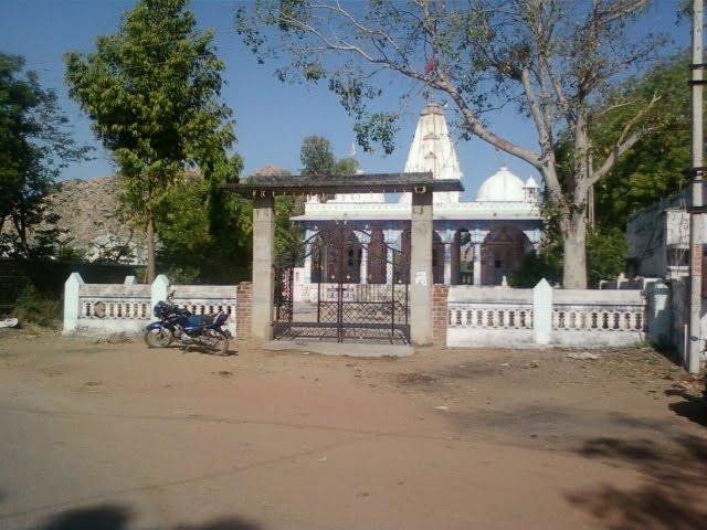 ઉમિયા માતાજીનુ મંદિર, મોહનપુરા