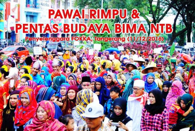 VIDEO PAWAI RIMPU & PENTAS BUDAYA BIMA