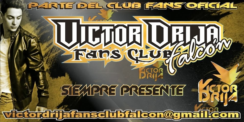 Victor Drija Fans Club Estado Falcón