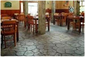 pavimento de hormigon impreso Alicante