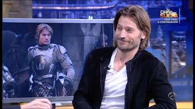 Nikolaj Coster-Waldau entrevista el hormiguero Jaime Lannister - Juego de tronos en los siete reinos