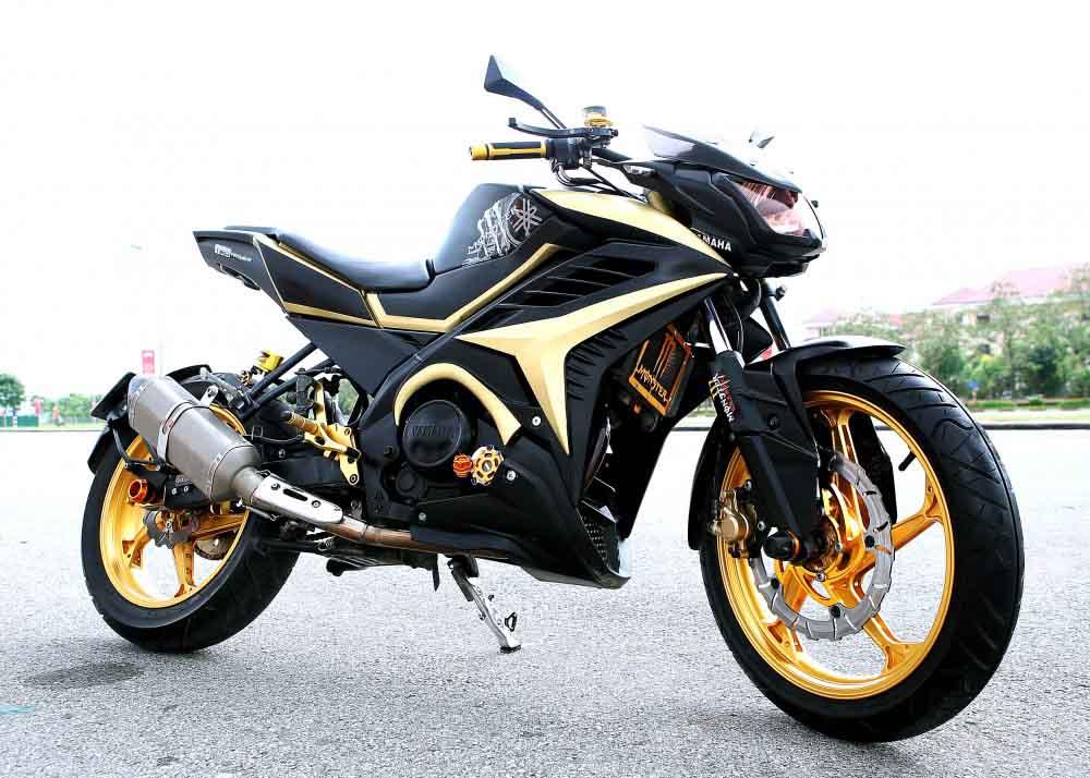 Modifikasi Simple Yamaha New Vixion Lighthing