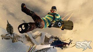 unreal snowboarding