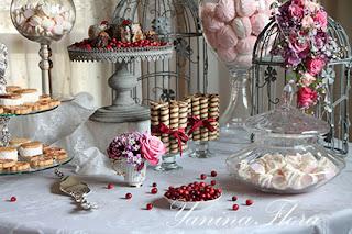 сладкий стол