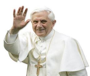BENEDICTO XVI, PP EMÉRITO