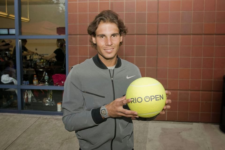 Rafa Nadal to play Rio Open