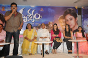 Drushyam Movie success meet photos-thumbnail-20