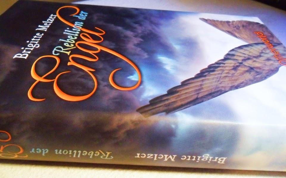 """Cover von des Buches """"Rebellion der Engel"""" von Brigitte Melzer"""