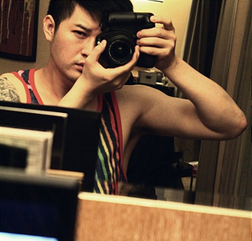 Super Junior's Shindong's weight loss progress #fatcamp | Self snap