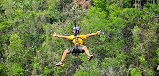 Haitianarts avventura zipline sport