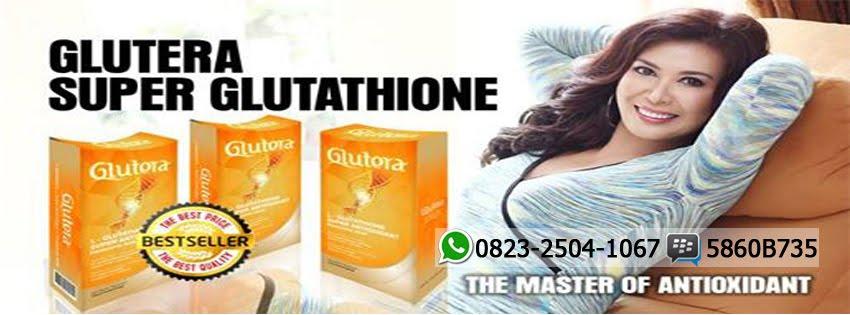 Glutera Glutathione Nitric Oxide Collagen | Harga Glutera | Manfaat Glutera | Testimoni Glutera