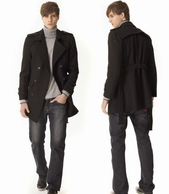 Clothing and Fashion Design: Men Winter Clothes