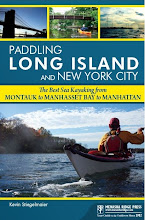 Paddling Long Island and NYC